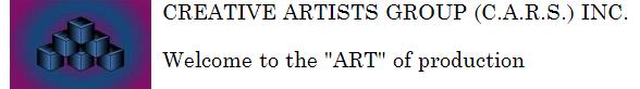 Creative Artists Group Inc.